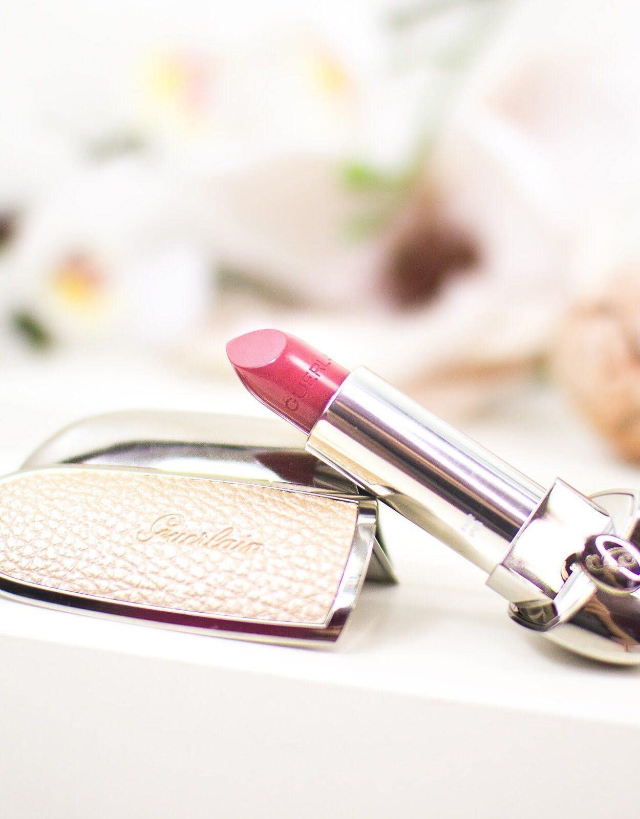 Guerlain Rouge G Lipstick number 6 v
