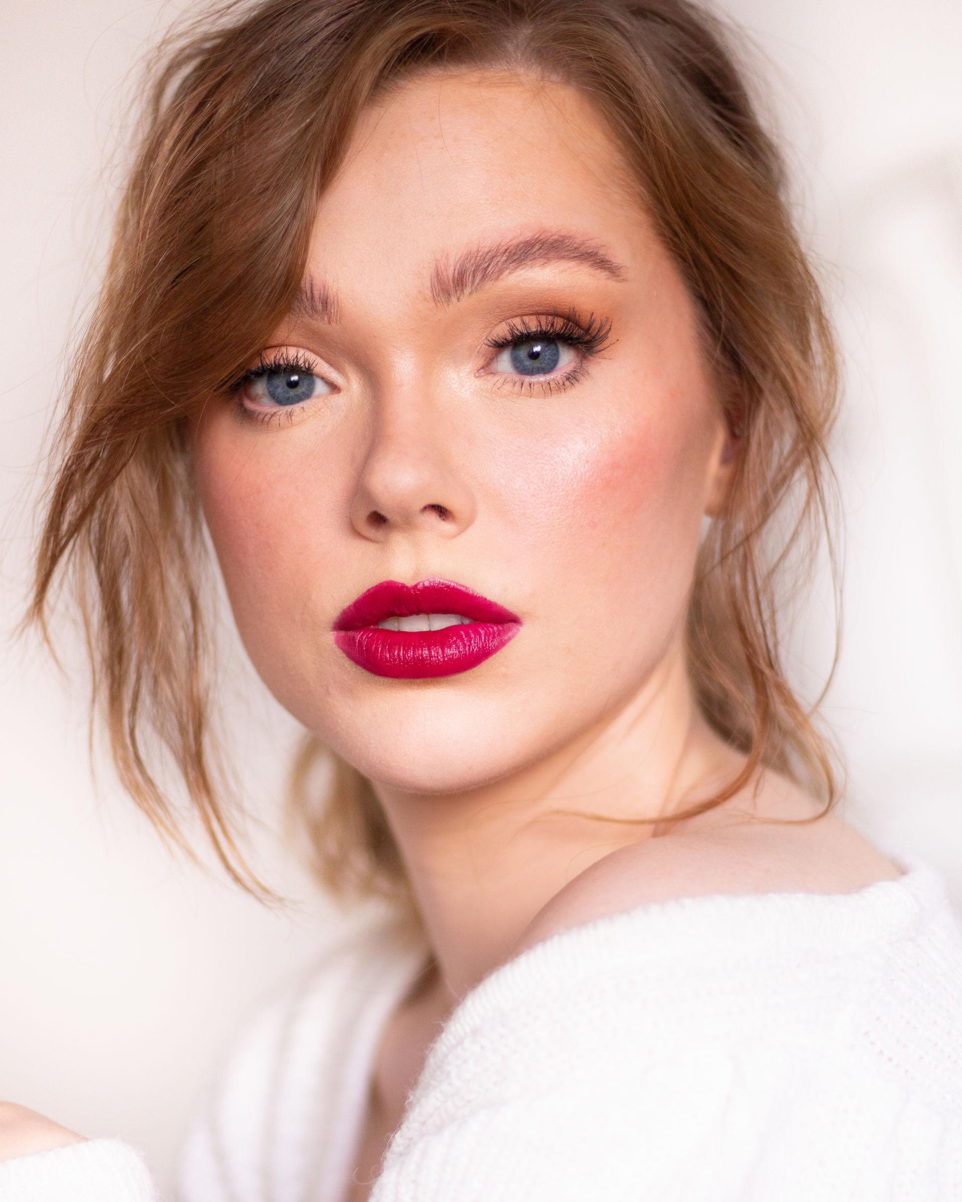 Bobbi Brown Burnt Cherry Lipstick