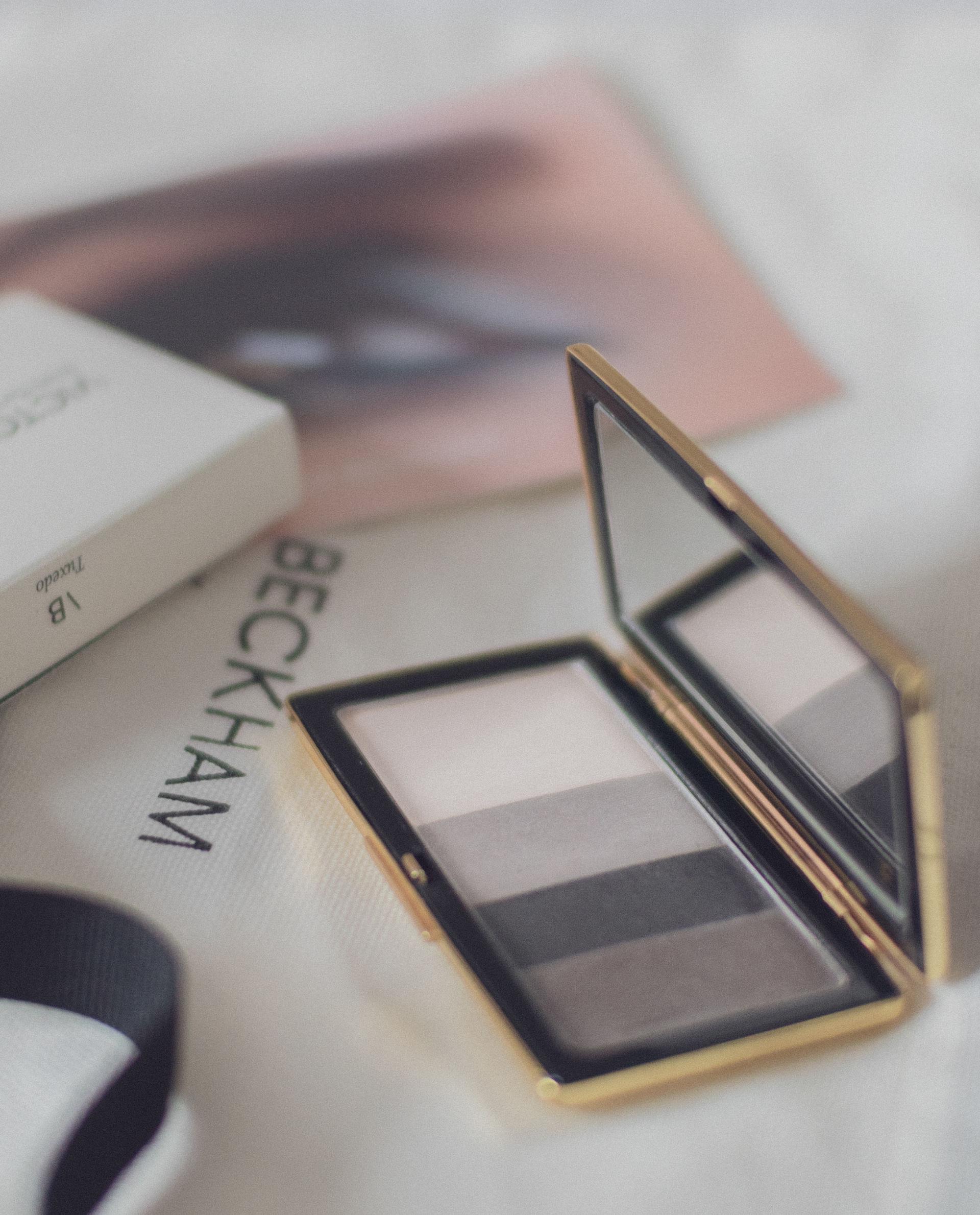 VB Beauty Tuxedo Eyeshadow Palette
