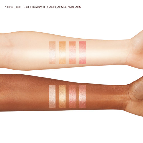 Beauty Light Wand Arm Swatches
