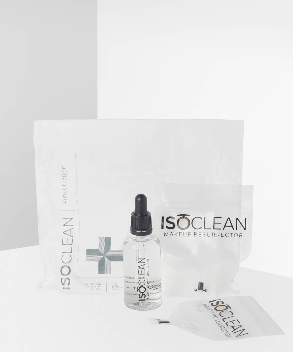 Isoclean Makeup Resurrector Set