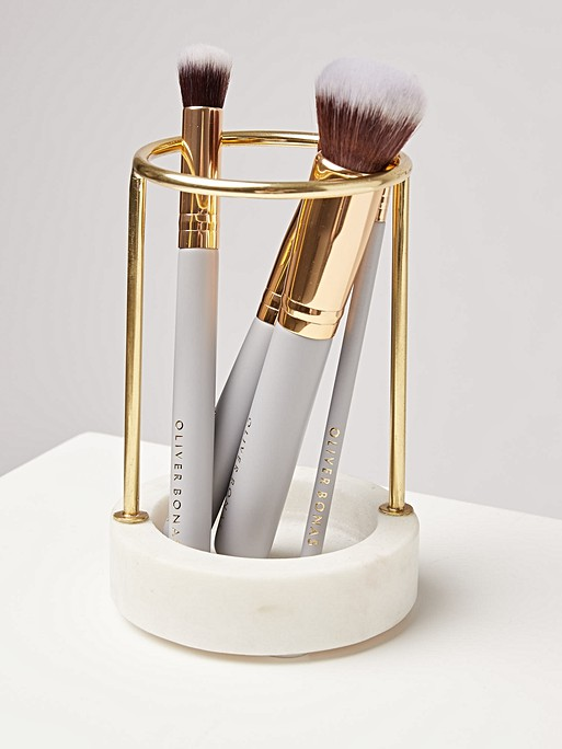 Oliver Bonas Brush Holder