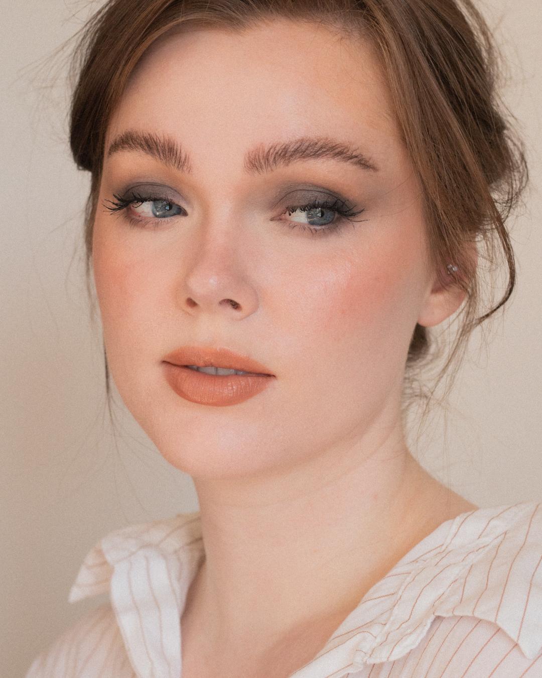 Victoria Beckham Beauty Smoky Eye Brick Tuxedo, Posh Lipstick Spice